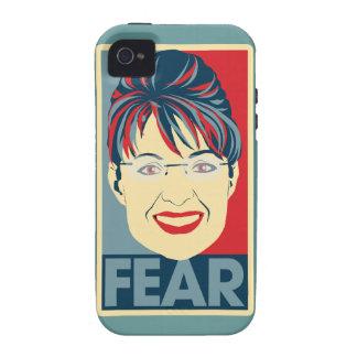 Antifurcht Pardoy sarahs Palin Case-Mate iPhone 4 Hüllen