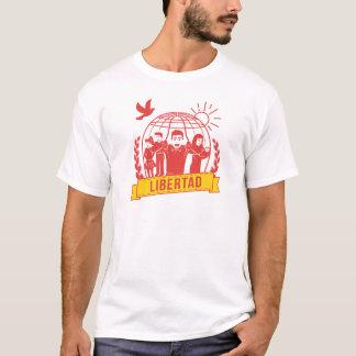 ANTIGLOBALIZACIÓN LIBERTAD/FREEDOM - ESPAÑA T-Shirt