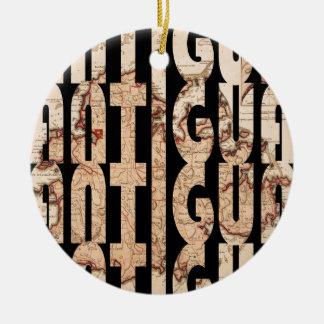 antigua1794 keramik ornament