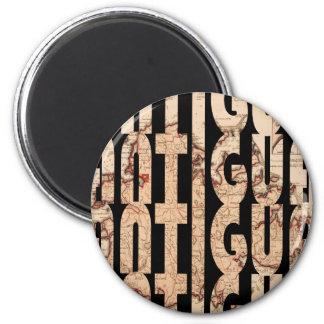 antigua1794 runder magnet 5,1 cm