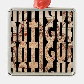 antigua1794 silbernes ornament