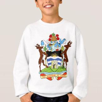 Antigua- und Barbados-Staatsangehörig-Siegel Sweatshirt