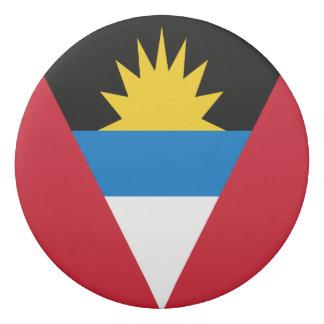 Antigua und Barbuda-Flagge Radiergummi 1