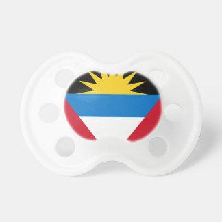 Antigua und Barbuda-Flagge Schnuller