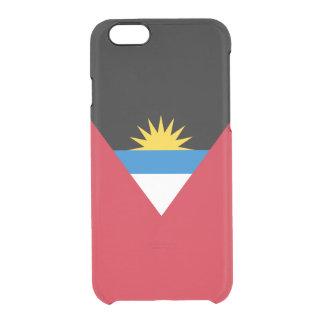 Antigua und Barbuda klarer iPhone Fall Durchsichtige iPhone 6/6S Hülle