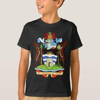 Antigua und Barbuda-Wappen T-Shirt