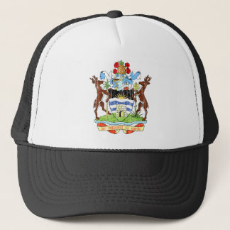 Antigua und Barbuda-Wappen Truckerkappe
