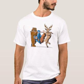 Antijagd-Tier-Rache T-Shirt