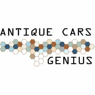 Antike Auto-Genie Acrylausschnitte