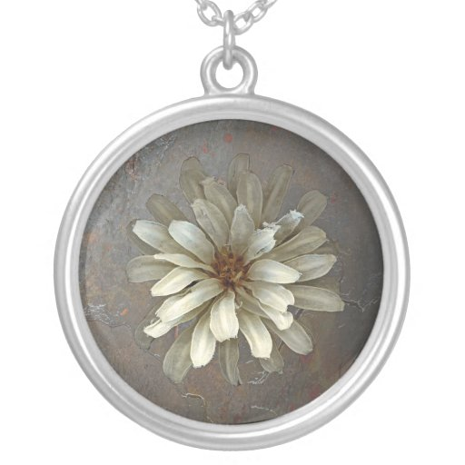 Antike Blume Schmuck
