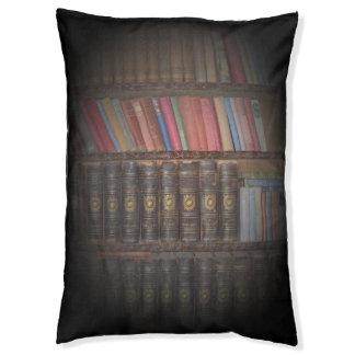 Antike Bücher Haustierbett