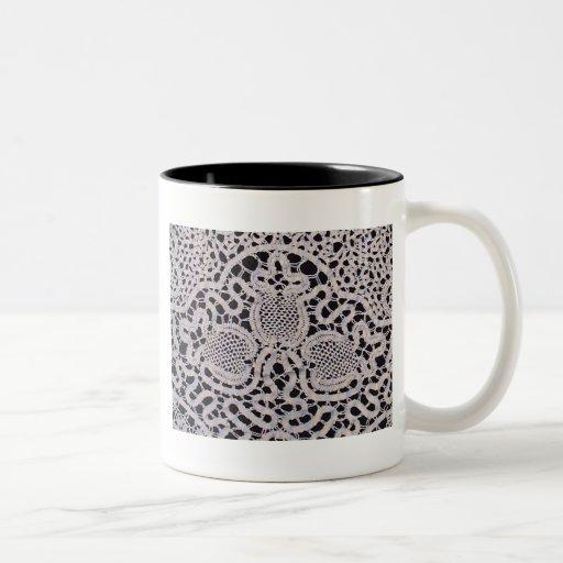 Antike Cantu Spitze Kaffeetasse