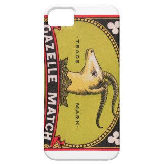 Antike Gazellen-schwedischer iPhone 5 Hülle