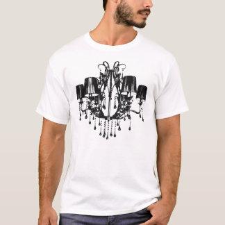 Antike hängende Lampen - dunkelgrau T-Shirt