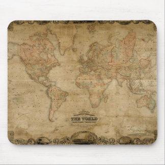 Antike Karte Mousepad
