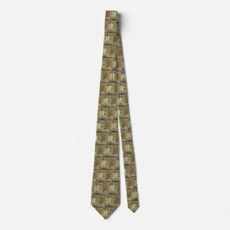 Antike Karte von Amsterdam, Holland die alias Personalisierte Krawatten