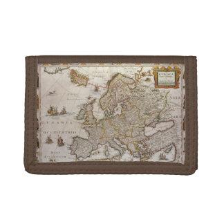 Antike Karte von Europa durch Willem Jansz Blaeu,
