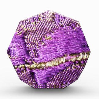 Antike Kram-Art-Mode-Kunst festes glänzendes könig Acryl Auszeichnung