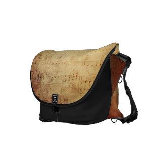 Antike Musik Kurier Tasche