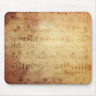 Antike Musik Mauspad