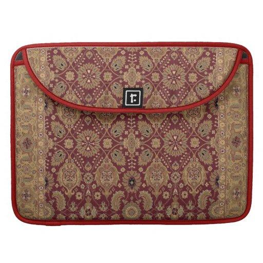 Antike persische Wolldecke MacBook Pro Sleeve