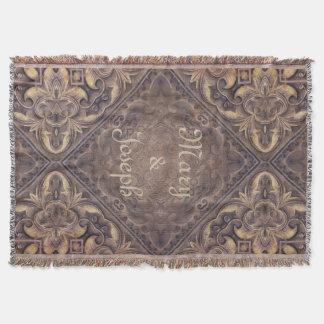 Antike/Retro/Vintager Entwurf + Ihre Ideen Decke