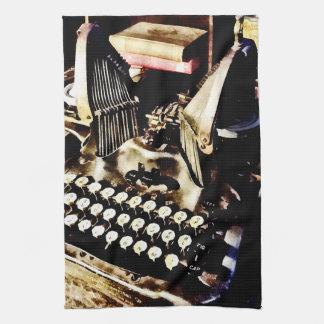 Antike Schreibmaschine Oliver #9 Küchentuch