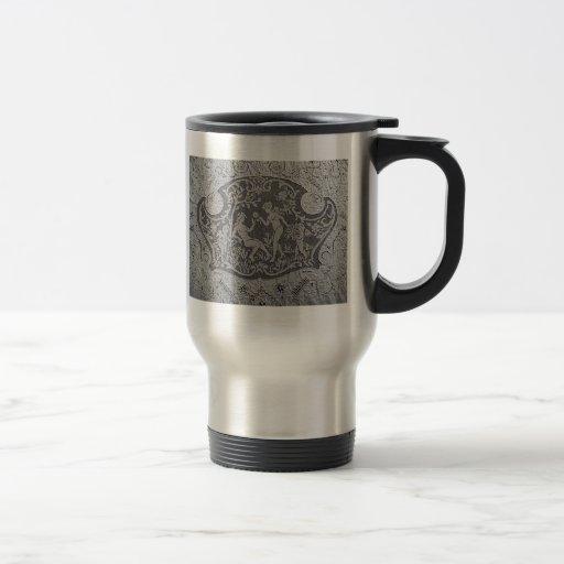 Antike Spitze-Damen-Tasse