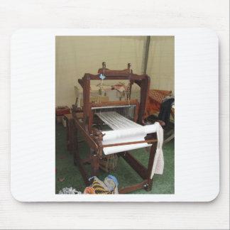 Antike Vintage Spinnermaschinenfunktion Mousepad