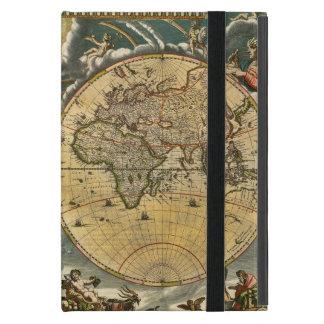 Antike Weltkarte J. Blaeu 1664 iPad Mini Hüllen