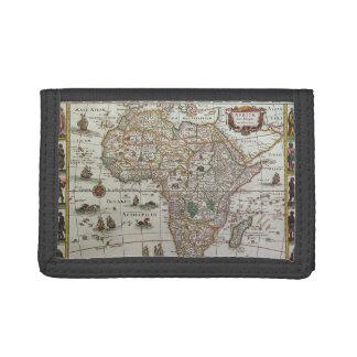 Antike Welts-Karte von Afrika, C. 1635