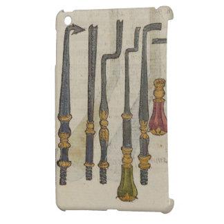 Antike Werkzeuge iPad Mini Hülle
