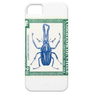 Antiken-Chile-Hirsch-Käfer-Porto-Briefmarke 1948 Schutzhülle Fürs iPhone 5