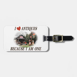 Antiken der Liebe I Gepäckanhänger