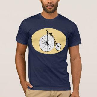 Antiker Fahrradentwurf T-Shirt