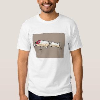 antiker Fischenköder Tshirt