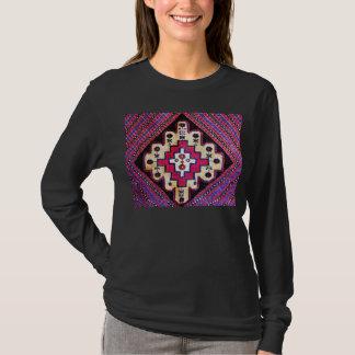 Antiker marokkanischer Teppich T-Shirt