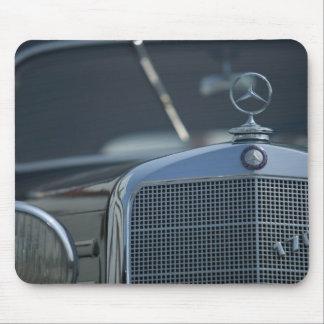 antiker Mercedes 4 Mauspad