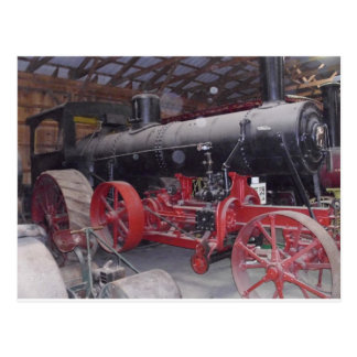 Antiker Traktor Postkarten