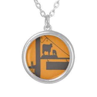 Antiker Yardentwurf Personalisierte Halskette