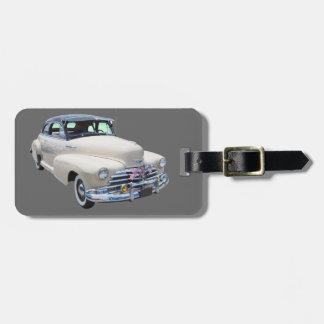 Antikes Auto 1948 Chevrolets Fleetmaster Gepäckanhänger