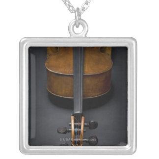 Antikes Cello Selbst Gestaltete Halskette