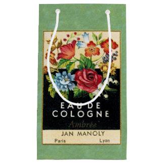 Antikes französisches Parfüm Kleine Geschenktüte