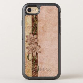 Antikes Gänseblümchen OtterBox Symmetry iPhone 8/7 Hülle