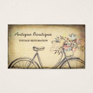 Antikes Geschäfts-Vintage Visitenkarte