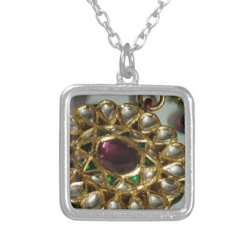 Antikes Goldjewelerey Selbst Gestaltete Halskette