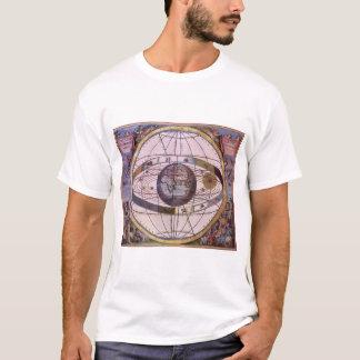 Antikes Ptolemaic Sonnensystem, Andreas Cellarius T-Shirt