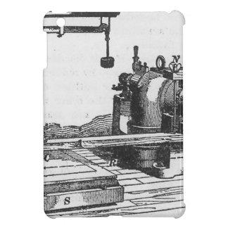 Antikes Technik-Werkzeug-Vintage Eintagsfliegen iPad Mini Hülle