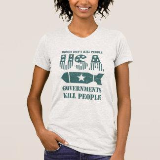 Antikriegsprotest-Friedensbewegung T-Shirt