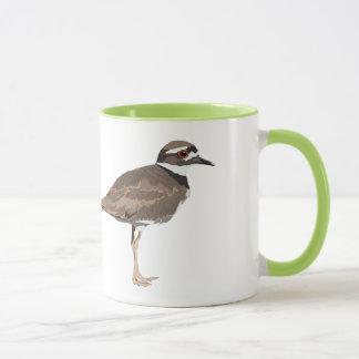 Antillenregenpfeifer-Tasse Tasse